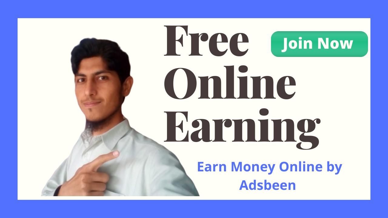 Earn Money by Adsbeen